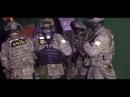 Работает спецназ ФСБ , задержание неонацистов