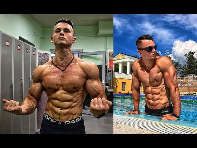 Superhuman Strength Igor Kowtyn Unbelievable Workout