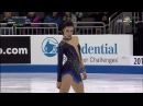 2017 US Nationals Ashley Wagner SP NBCSN HD