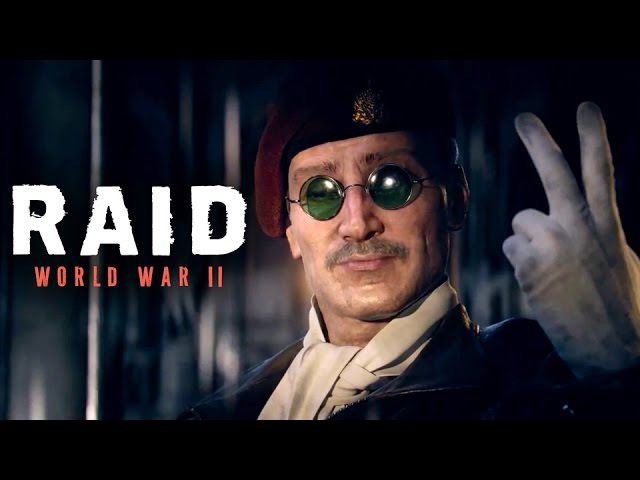 RAID World War 2 - Cinematic Trailer