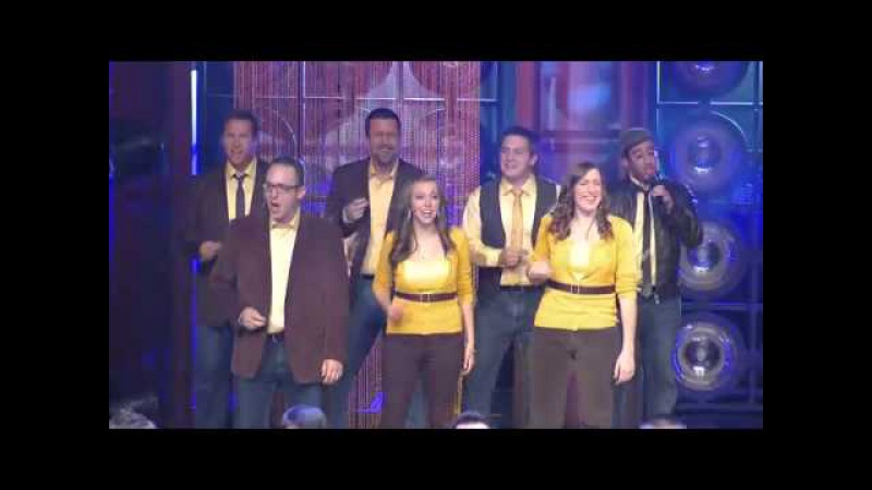 The Sing-Off S02 E01 Opener: I've Got The Music In Me (Widescreen)
