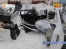 Угнанное в Нефтекамске авто нашли в распиленном состоянии