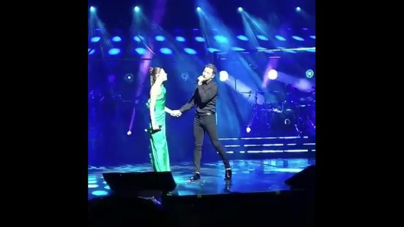 Tini David Bisbal - «Todo Es Posible» in Teatro Real [26.07.17]