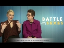 Battle of the Sexes – Interview_ Emma Stone  Billie Jean King