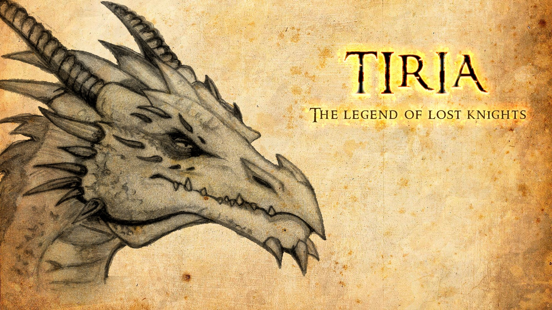 Tiria: legend of lost knights | Beta 2017 - Приключения ждут! [1.7.10][MAP][Client]