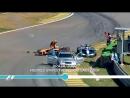Самые курьезные аварии в истории Формулы-1