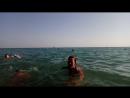 Чёрное море Архипо-Осиповки...