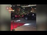 Появилось видео первых минут после стрельбы в Москва-Сити.