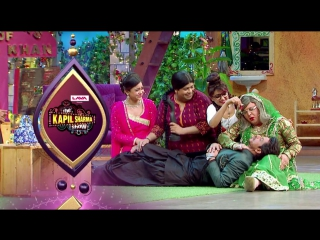 Шахрукх Кхан на шоу Капила Шармы (промо 2)