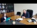 Рыженков Валерий Петрович, директор школы № 100. Автор: Туркова Алёна, ДЮСШ Смена. Конкурс Слава созидателям.