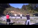 Tréning presnej streľby