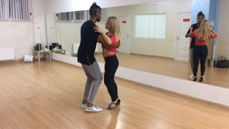 Bachata with Fidel 💃🏼🕺🏽😘