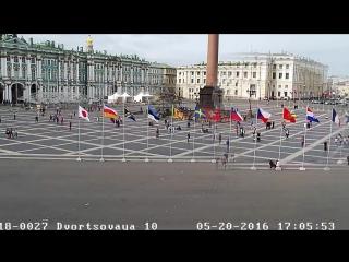 ГТА на Дворцовой площади (VHS Video)