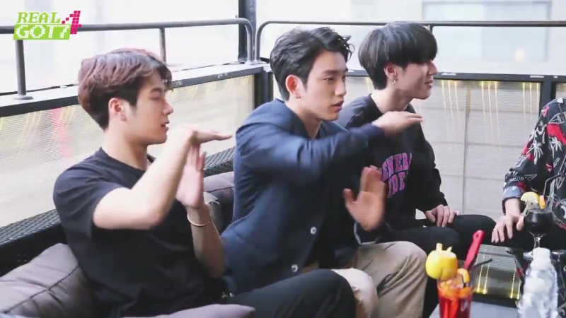 [Видео] 170525 REAL GOT7 Season 4 EP07. Drink, Play, Talk