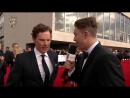 Full Red Catpet interview #BAFTA
