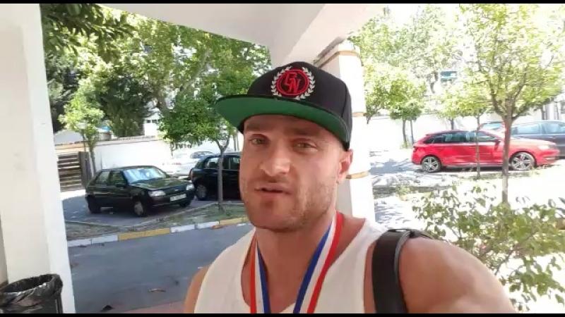 Кирилл. Худаев - абсолютный чемпион Классический ББ Олимпия в Испании
