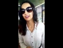 Санайя Ирани снова в Индонезии 25.09.2017