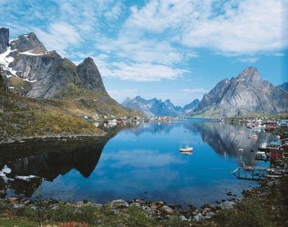 Роскошные пейзажи Норвегии - Страница 38 HyMQ8ThGvJw