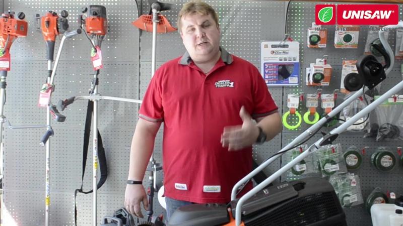 Электрическая газонокосилка Oleo-Mac К 35