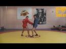 Рычаг колена из стойки Евгений Насыров. Боевое самбо