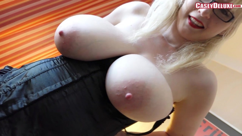 Casey Deluxe - Hanging Tits 2