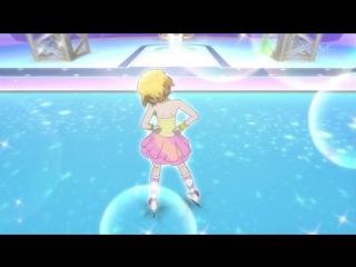 Mion Takamine – «Switch On My Heart» (@ Pretty Rhythm: Aurora Dream 45)