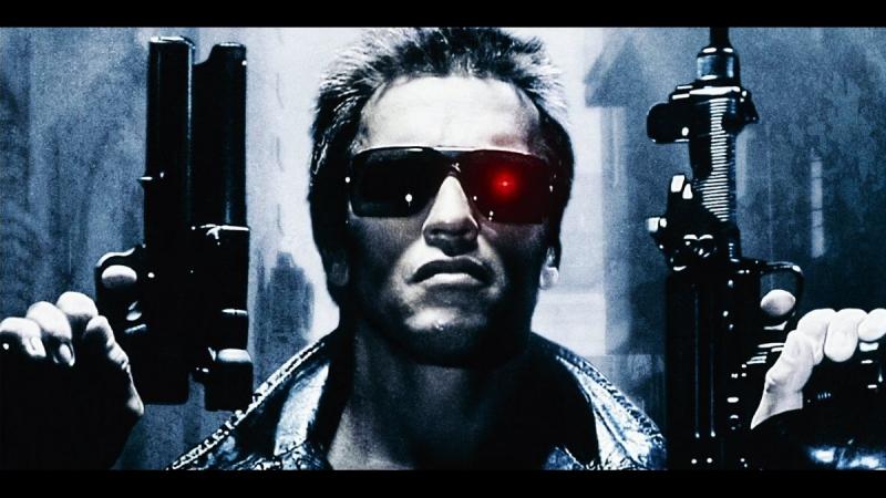 The Terminator (озвучка VHS)