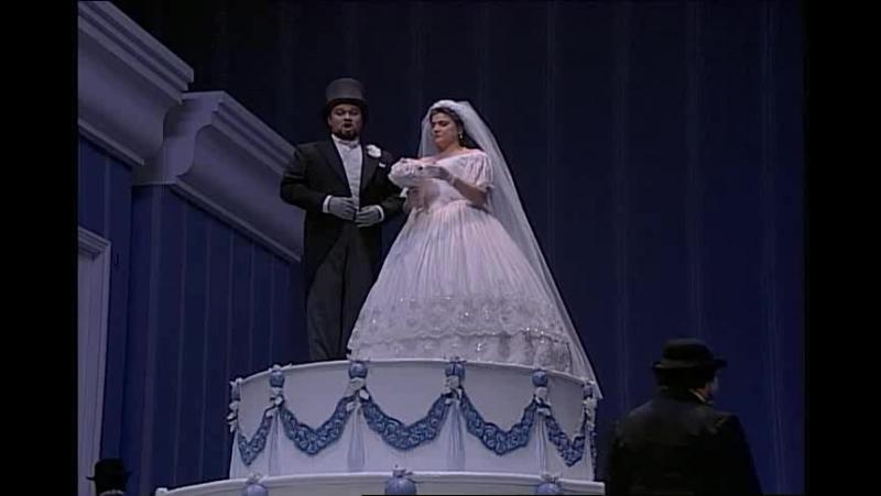 Rossini - La Cenerentola - Metropolitan Opera House, 27.10.1997