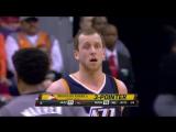 Хайлайты Юты в матче с Suns  17.01.17