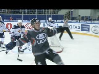 Денис Зернов делает дубль