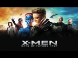X-Men_ Days Of Future Past - Time in a Bottle Soundtrack HD
