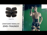 Cristiano Ronaldo (EMS-Trainer: Behind the scene)