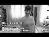 3 Luna Rival  Один На Один С Рокко 15 2017, Gonzo Anal POV, Новый Фильм, HD 1080p