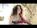 Hula_Hoop__OMI__-_Electric_Violin_CoverCaitl