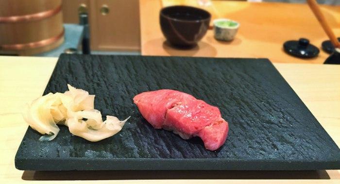 Самые дорогие суши