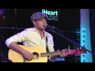 Niall Horan Stops by Baltimore to Play Songs at Z104.3