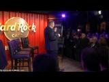 Hamburg. Hard Rock Cafe. 19.02.2015 (Part 1)