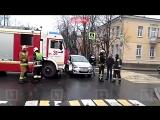 В аварии с пожарной машиной под Петербургом пострадали двое детей