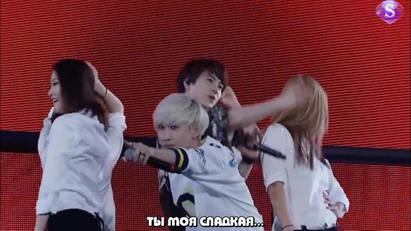Super Junior (슈퍼주니어) - Shirt [Super Show 6 (SS6) In Japan, Tokyo] (рус.саб)