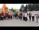 флэшмоб учителей... 9 мая 2017 года...