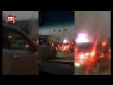 Появилось видео обрушения части многоэтажки в Ижевске