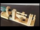 4 in 1 Drill Press Build Pt2: Disc Sander Lathe / 4 in 1 Sütun Matkap 2. Bölüm
