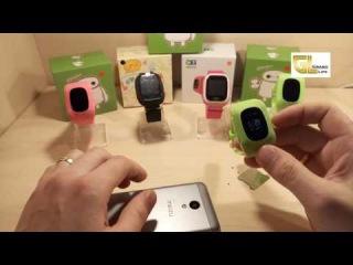 НАСТРОЙКА   ИНСТРУКЦИЯ Smart Baby Watch Q50, Q80, Q90, Q100 нет сетевого оборудования Детские ча...