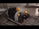 Винтовая лестница из бетона. Армирование. Часть 3. Spiral staircase. Reinforcement. Part 3.