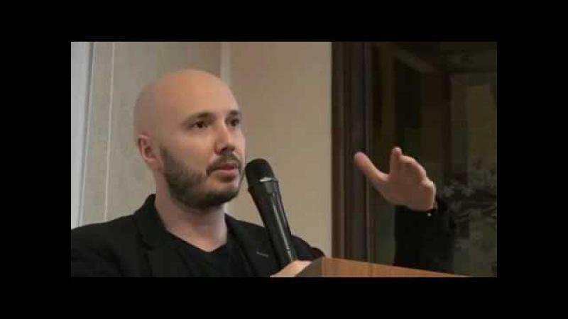 Гейдар Джемаль и революция 1я часть