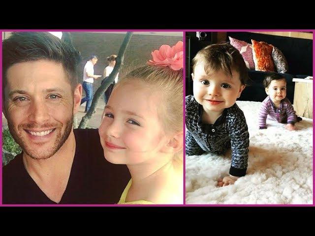 Jensen Ackless Wife Danneel Ackles Kids {Justice Jay | Arrow Rhodes | Zeppelin Bram} 2017