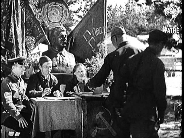 Soviet Elections (1937)