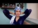 Платок с бахромой: 2 фасона на осень и зиму. Как повязать павлопосадский платок. Russian scarf