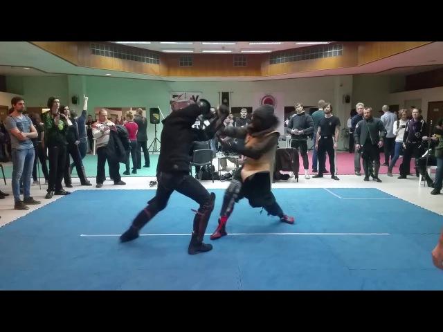 Мой бой с Иржи Миклашевски БМТ 2017