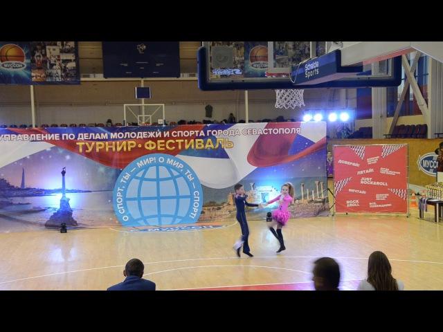 Перец Юрий - Писсарик Маша ( Севастополь 02.12.17. Акробатический Рок-н-ролл )